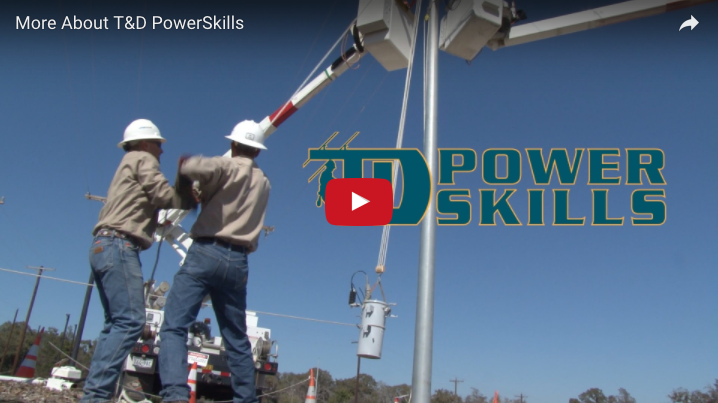 T&D PowerSkills Youtube intro video link